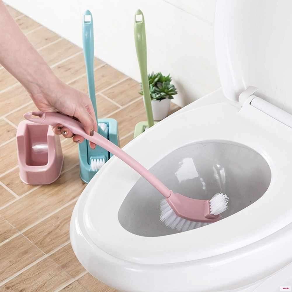Limpieza del inodoro
